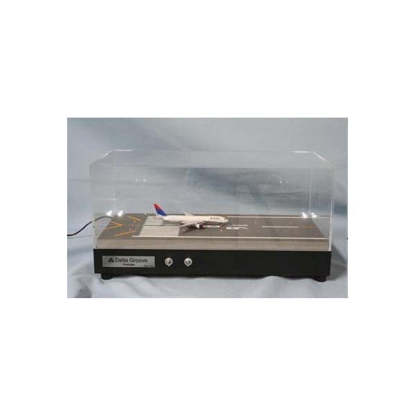 1/500 R2-16RS 成田空港風滑走路ジオラマ|delta-groove