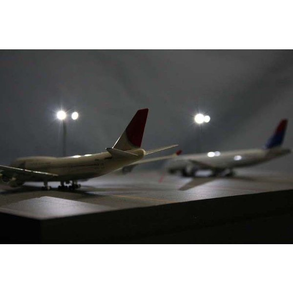 1/500 R4-01S 空港ターミナルジオラマ(建物なし)|delta-groove|03