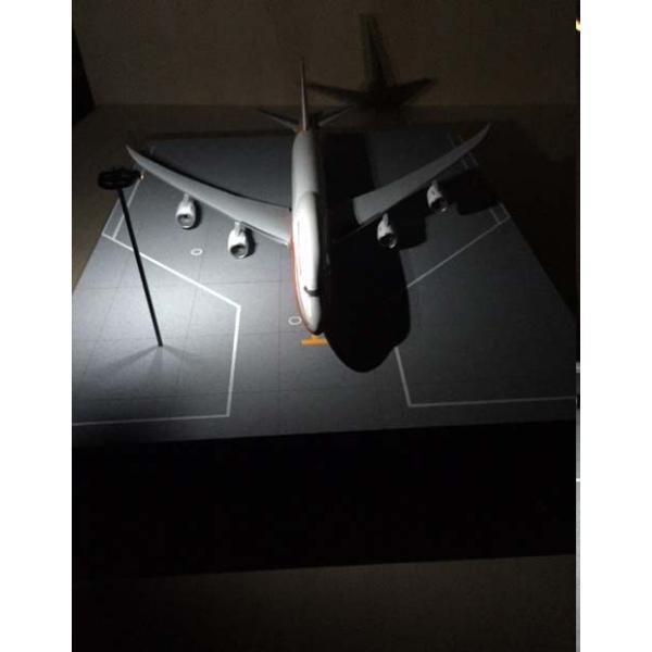 1/200 R4-03XL(空港ターミナルジオラマケース) delta-groove 03