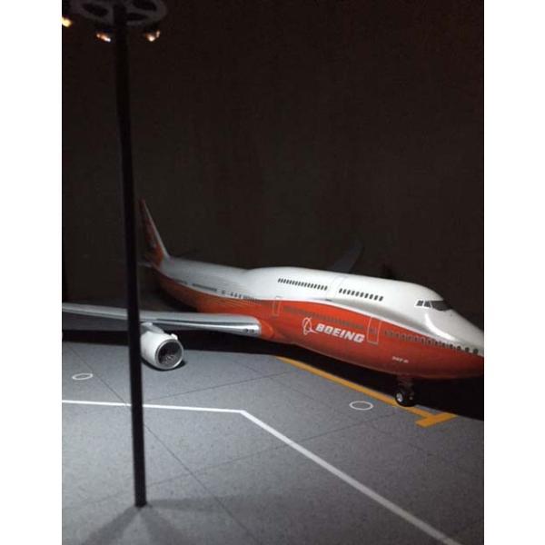 1/200 R4-03XL(空港ターミナルジオラマケース) delta-groove 04