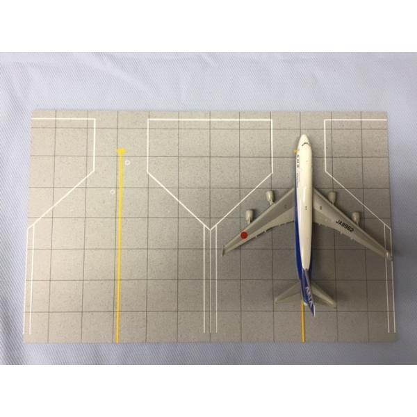 1/400 RI4-01L 空港ターミナル板 DM便不可製品|delta-groove|02