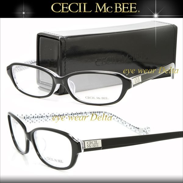 CECIL McBEE セシルマクビー メガネ フレーム 渋谷 109 ブランド CMF-7004-1