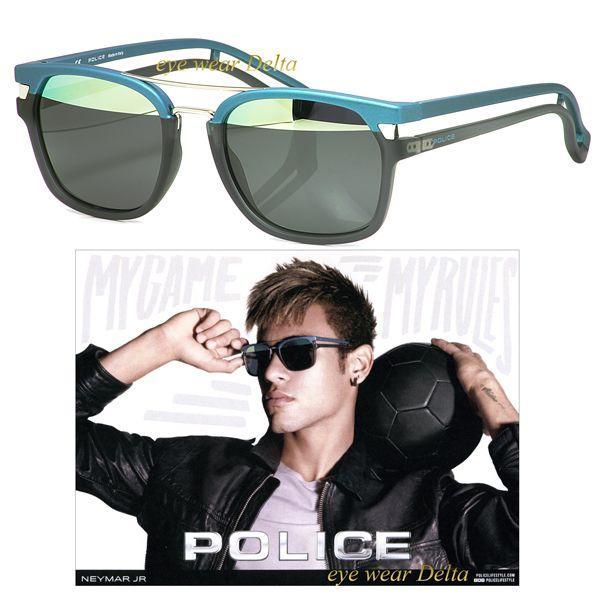POLICE ポリス サングラス ネイマールJr NEYMAR JR モデル 正規代理店品 S1948-NV8H|delta