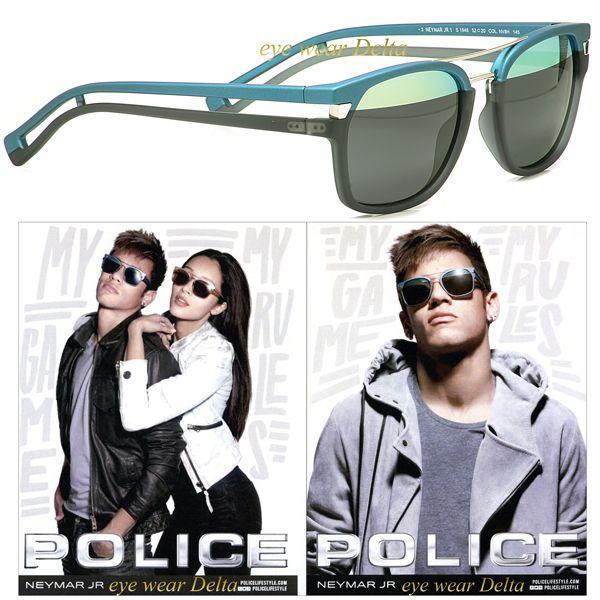 POLICE ポリス サングラス ネイマールJr NEYMAR JR モデル 正規代理店品 S1948-NV8H|delta|02
