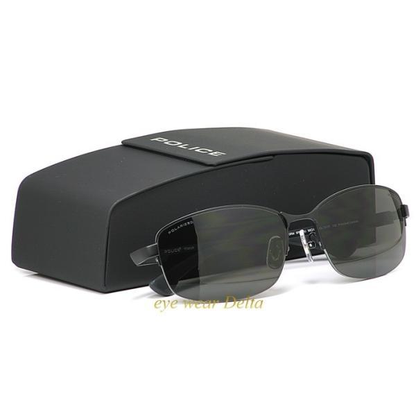 dc4523b4bbb85e ... POLICE ポリス 偏光サングラス 2018年 最新モデル SPL744J-531P チタン ナイロール 偏光レンズ  ...