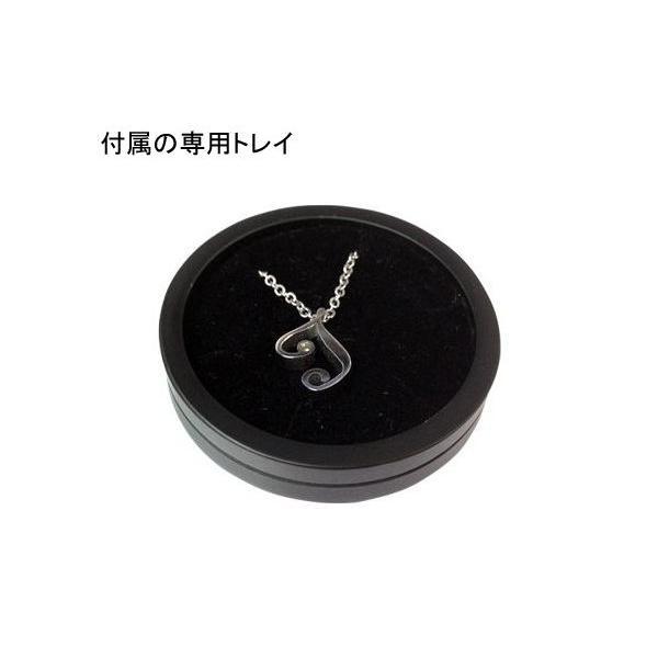 イニシャル チェーン ネックレス シルバーカラー / カップルでペアやプレゼントに最適 / 誕生石 / APZ9003|deluxe|05