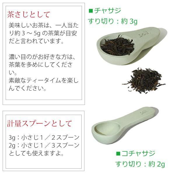 soil 茶さじ 茶匙 チャサジ スプーン DRYING BLOCK 乾燥剤 消臭 脱臭 速乾 調湿 珪藻土 冷蔵庫|denden-dou3