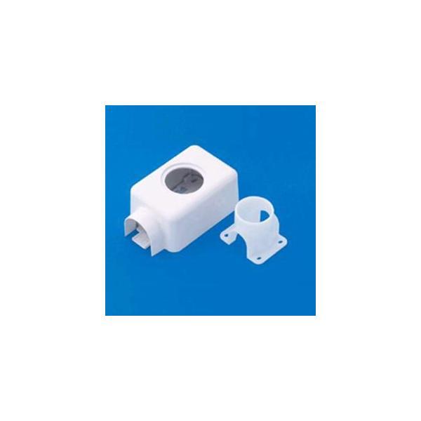 因幡電工給水・給湯用配管化粧カバー(屋内用)リフォームダクトJD給水栓用エルボカバーJEC-13