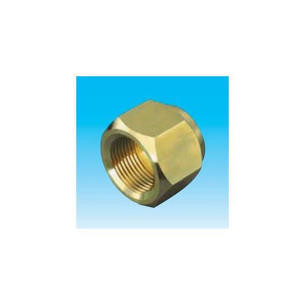 因幡電工 10個セット フレアナット 銅管サイズ9.52(3/8)用 新冷媒2種対応 FN-3B_set