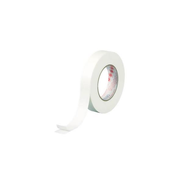 スリーエムジャパン 強力両面テープ PP・PE用 長期接着タイプ 25mm×10m 白 KK2525*10
