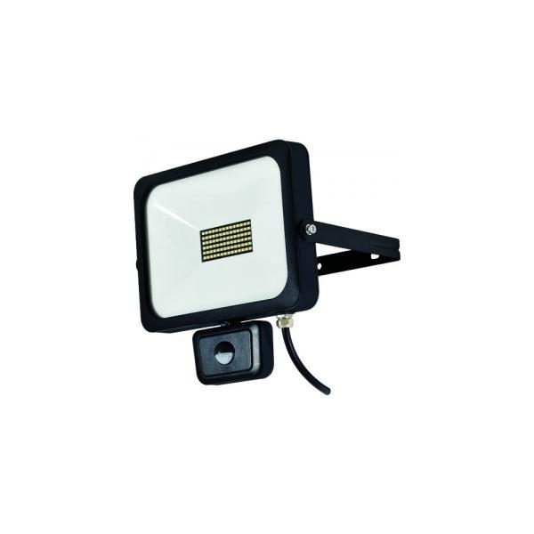 日動工業 LEDセンサーライト フラットセンサーライト 50w 屋外型 4500lm SLS-F50W