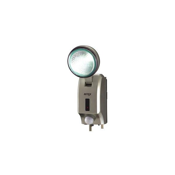 ライテックス 多機能型LEDセンサーライト コンセント式 防雨タイプ 7W高輝度白色LED×1灯 LED-AC507