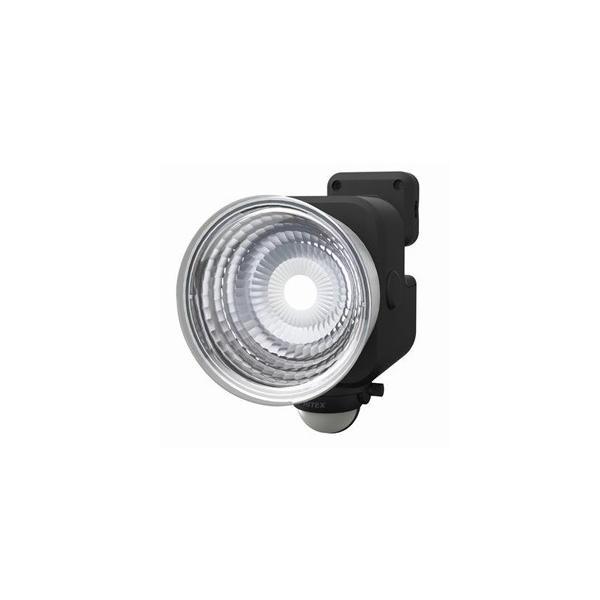 ライテックス フリーアーム式LEDセンサーライト 防雨型 乾電池式タイプ 天井取付可 3.5W×1灯 300lm 白熱球50W相当 CBA-130