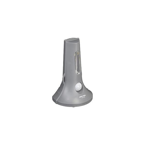 旭電機化成 足もと安心防雨センサーライト タワータイプ 電池式 防水形 白色LED×1灯 ASL-3305