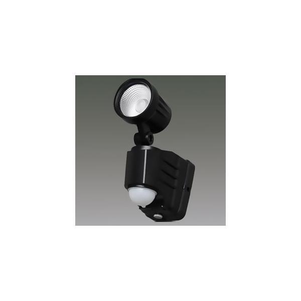 アイリスオーヤマ LED防犯センサーライト 屋内・屋外兼用 1灯・ベーシックタイプ IP44 電池式 昼白色 LSL-B3SN-100D
