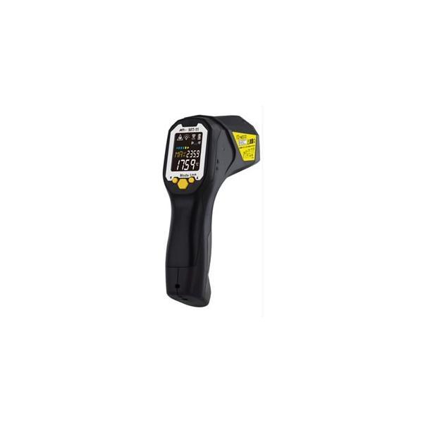 マザーツール 非接触放射温度計 測定範囲-35〜1600℃ 2点レーザーポインタ付 MT-11