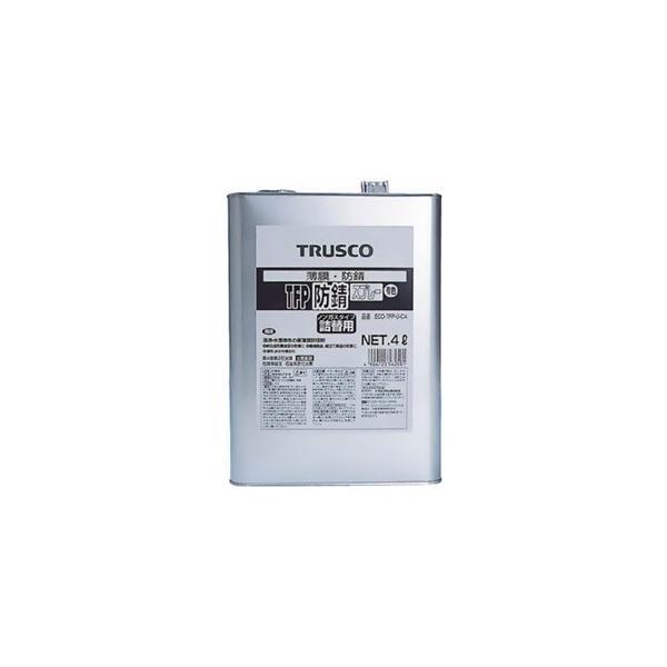 トラスコ中山 TFP防錆剤詰替用(缶タイプ) ノンガスタイプ 緑 内容量4L ECO-TFP-U-C4