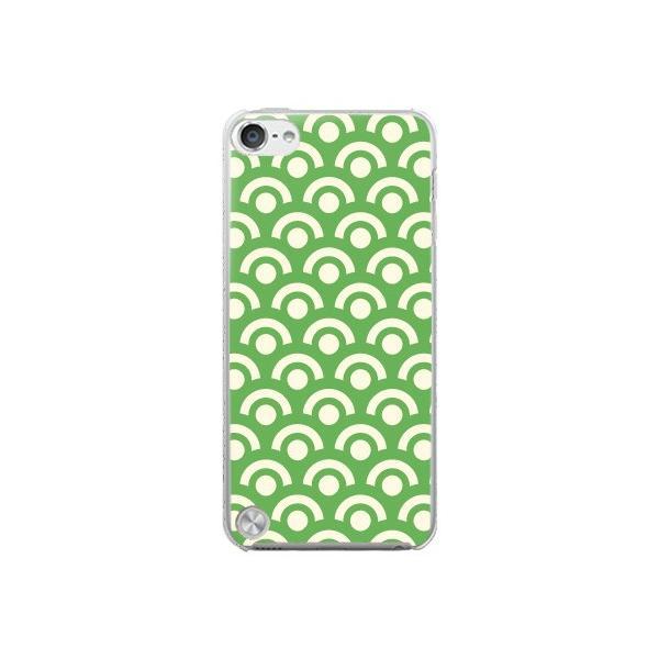 Apple iPod touch 第5世代 ケース カバー (鱗 2)