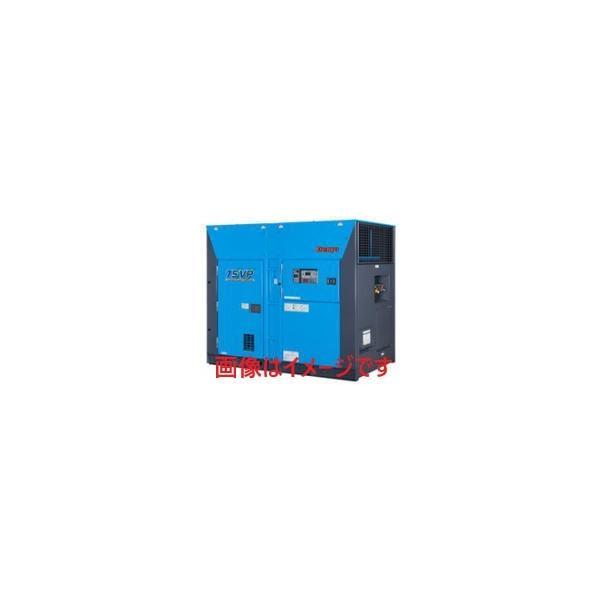 デンヨー (Denyo) MPS-75VP-4 モータコンプレッサ 屋外防音型 インバータ/可変吐出圧力仕様