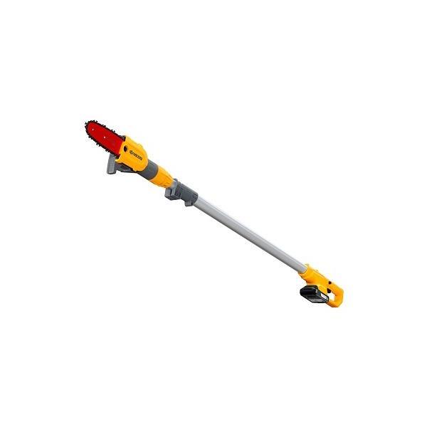 リョービ充電式ポールチェンソーBPCS-1800L1(充電器バッテリ付)