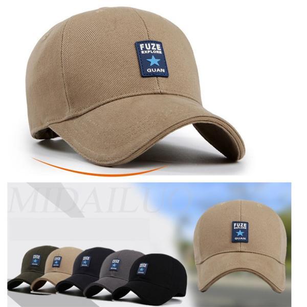 キャップメンズ帽子ぼうし深めおしゃれ春夏秋冬男女兼用野球帽アウトドア釣りゴルフランニングゴルフジョギング