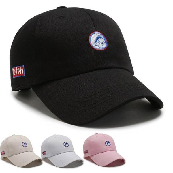 キャップレディースメンズ帽子シンプル野球帽カジュアルジョギングランニングゴルフテニススポーツ旅行などに日除けUVカット調節