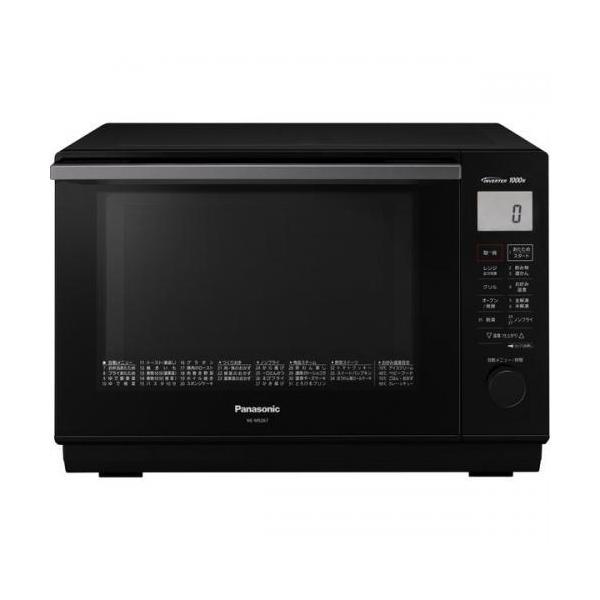 パナソニックPanasonicオーブンレンジエレック1段調理タイプ26LブラックNE-MS267-K