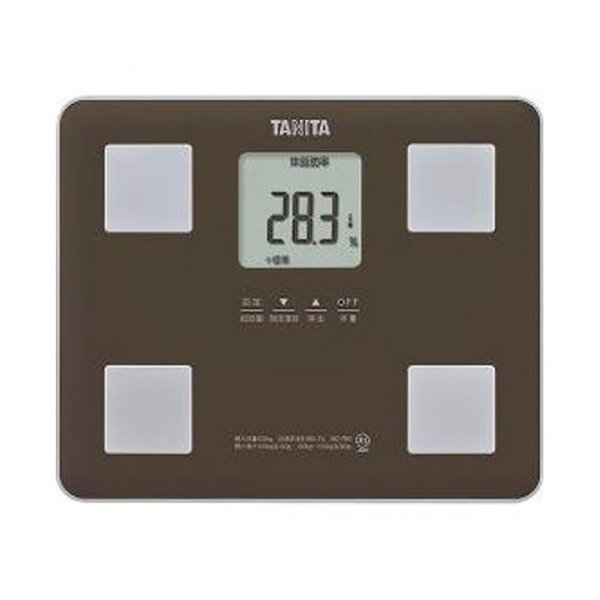 TANITA体組成計ブラウンBC-760BRタニタ