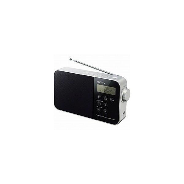 SONYポータブルラジオICF-M780N-BCソニー
