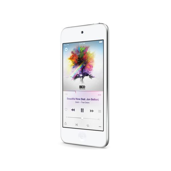 APPLE iPod touch 64GB シルバー MKHJ2J/A(iPod touch 64GB シルバー) シルバー 容量:64GBの画像