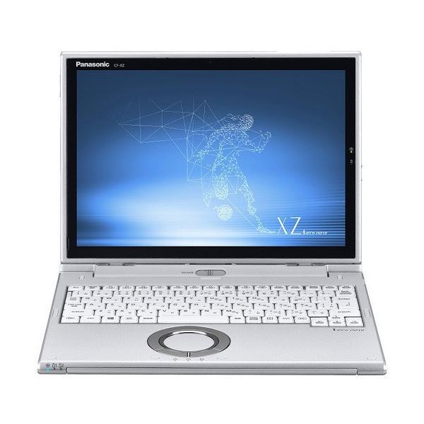 Panasonic CF-XZ6CDCQR ノートパソコン Let's note(レッツノート) XZシリーズ シルバー [12.0型 /intel Core i5 /SSD:256GB /メモリ:8GB /2019年春モデル]の画像
