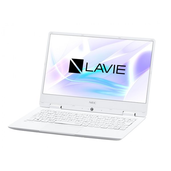 NEC PC-NM150KAW ノートパソコン LAVIE Note Mobile パールホワイト [12.5型 /intel Celeron /SSD:128GB /メモリ:4GB /2018年1月モデル]の画像