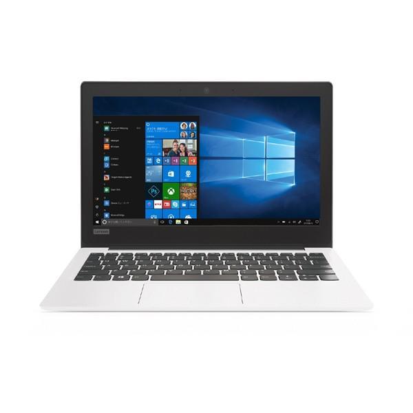 LENOVO 81A4002BJP ノートパソコン Ideapad (アイデアパッド )120S ブリザードホワイト [11.6型 /intel Celeron /SSD:128GB /メモリ:4GB /2017年10月モデル]の画像