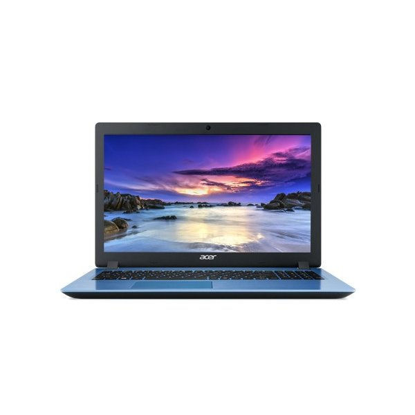 ACER A315-32-N14U/B ノートパソコン Aspire 3 ストーンブルー [15.6型 /intel Celeron /SSD:256GB /メモリ:4GB /2018年5月モデル]の画像