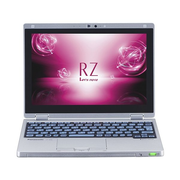 【即納・在庫あり】パナソニック Let's note RZ6 CF-RZ6CDBPR[10.1インチ/Core m3 7Y30/SSD128GB/メモリ8GB/Windows 10/シルバーxブルー][量販店展示品]※|denkizoku