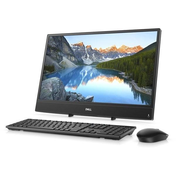 FI06-8HHBB デスクトップパソコン Inspiron 22 3000 ブラック [21.5型 /HDD:1TB /メモリ:4GB /2018年春]の画像