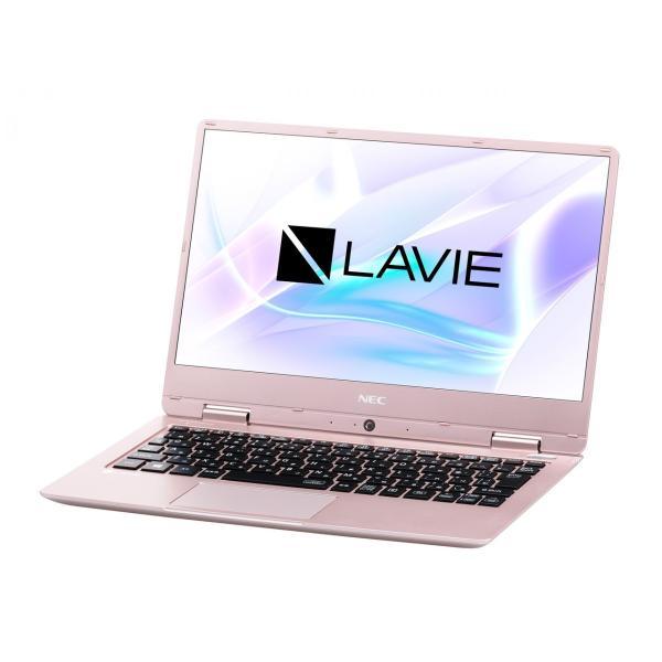 NEC PC-NM550KAG ノートパソコン LAVIE Note Mobile メタリックピンク [12.5型 /intel Core i5 /SSD:256GB /メモリ:8GB /2018年1月モデル]の画像