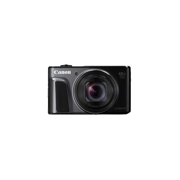 【即日発送】キヤノン パワーショット PowerShot SX720 HS(ブラック) コンパクトデジタルカメラ 新品