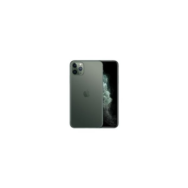 appleストア版 SIMフリー Apple iPhone 11 Pro Max 256GB SIMフリー ミッドナイトグリーン スマホ本体 新品