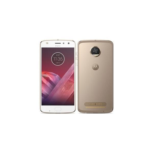 Moto Z2 Play 64GB ファインゴールド SIMフリーの画像