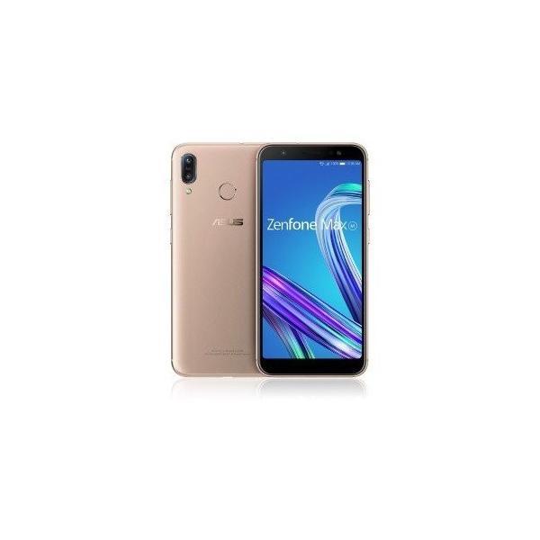 ZenFone Max (M1) ZB555KL 32GB サンライトゴールド SIMフリーの画像