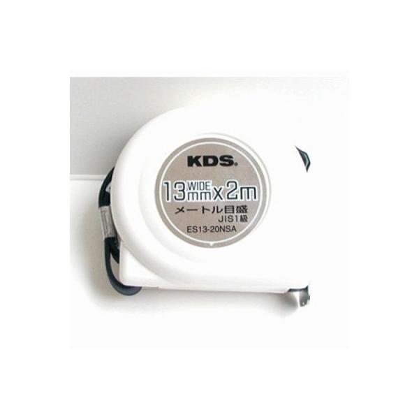 ムラテックKDS 4904781072811 ムラテックKDS コンベックス 13mm巾2m ES13-20NSA