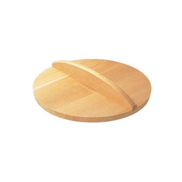 EBM-0145700 EBM さわら 木蓋 42cm(ギョーザ鍋39cm用蓋兼用) (EBM0145700)