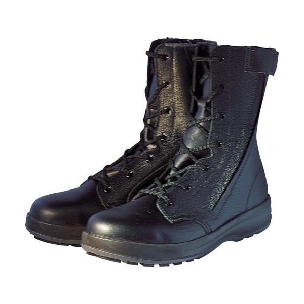シモン tr-7570741 安全靴 長編上靴 WS33HiFR 23.5cm (tr7570741)