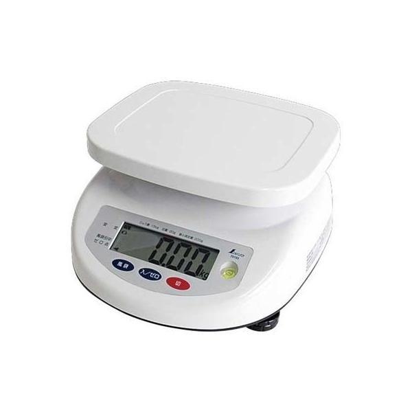 シンワ測定 4960910701922 デジタル上皿はかり 6kg 取引証明用 70192