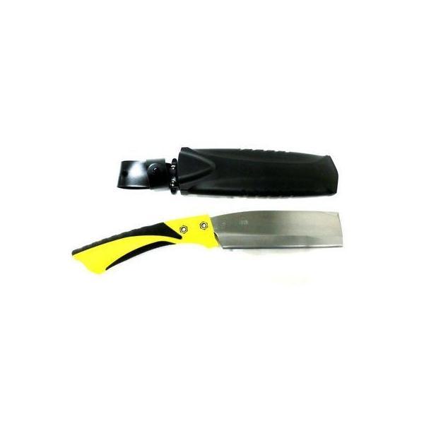 アークランドサカモト 702103 CLUB J 両刃鋼付サヤ入り鉈 刃渡り165mm