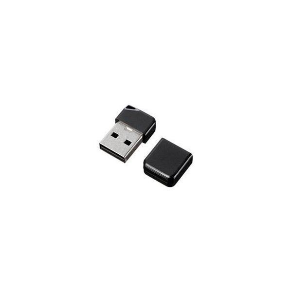 ds-1620143 (まとめ)サンワサプライ USB2.0メモリ UFD-P8GBK【×3セット】 (ds1620143)