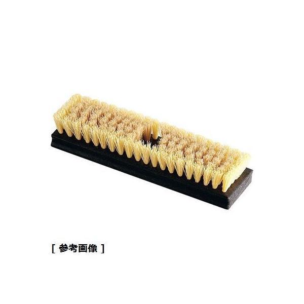 トラスト KTLE801 トラストデッキブラシツイン6743(ブラック)