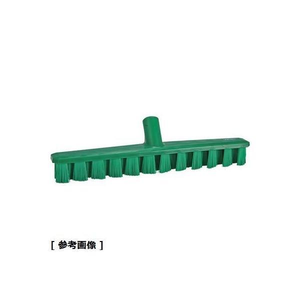 Vikan KDB0104 USTデッキブラシ7064(グリーン)