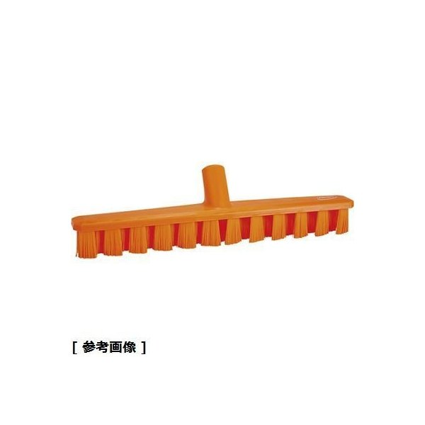 Vikan KDB0107 USTデッキブラシ7064(オレンジ)